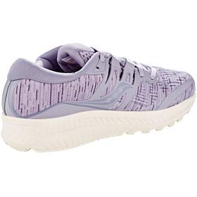 saucony Ride ISO - Zapatillas running Mujer - violeta